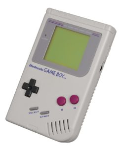 GameBoy classic 1989