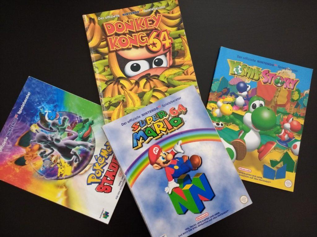 Nintendo 64 Spieleberater Wert Donkey Kong Super Mario