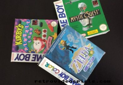 GameBoy Spiele Wert OVP Zelda oracle of ages