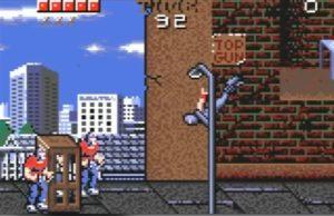 Atari Lynx Spiel Ninja Gaiden Grafik