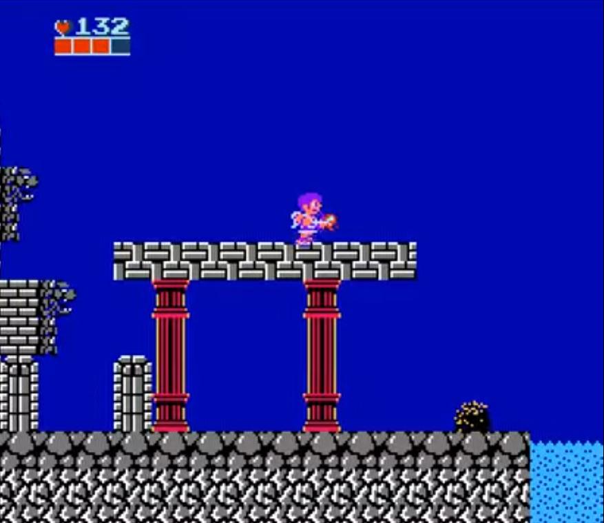Kid Icarus NES