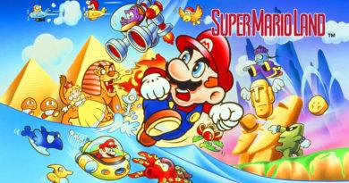 Super Mario Land Banner