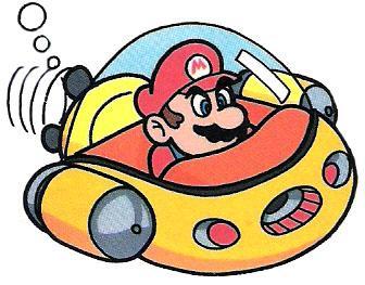 Super Mario land Uboot
