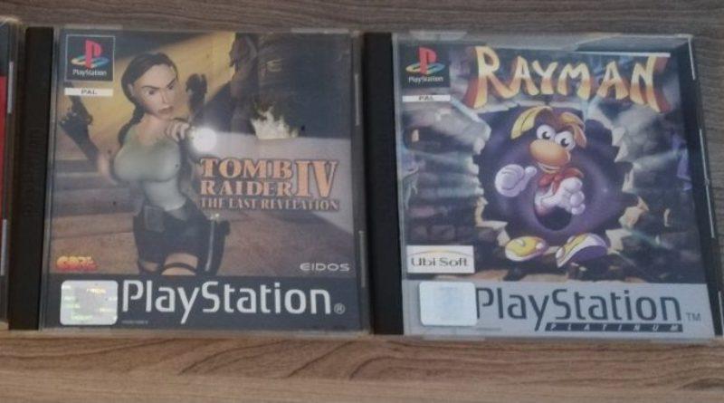 PS1 Spiele wert