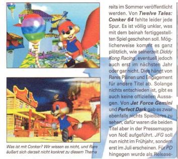 1999 03 Total Spielwarenmesse Nürnberg Twelve Tales Conker 64